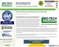 Pest Control Philippines Blog launched